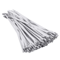 200 x 4.6 Stainless Steel Cable Tie